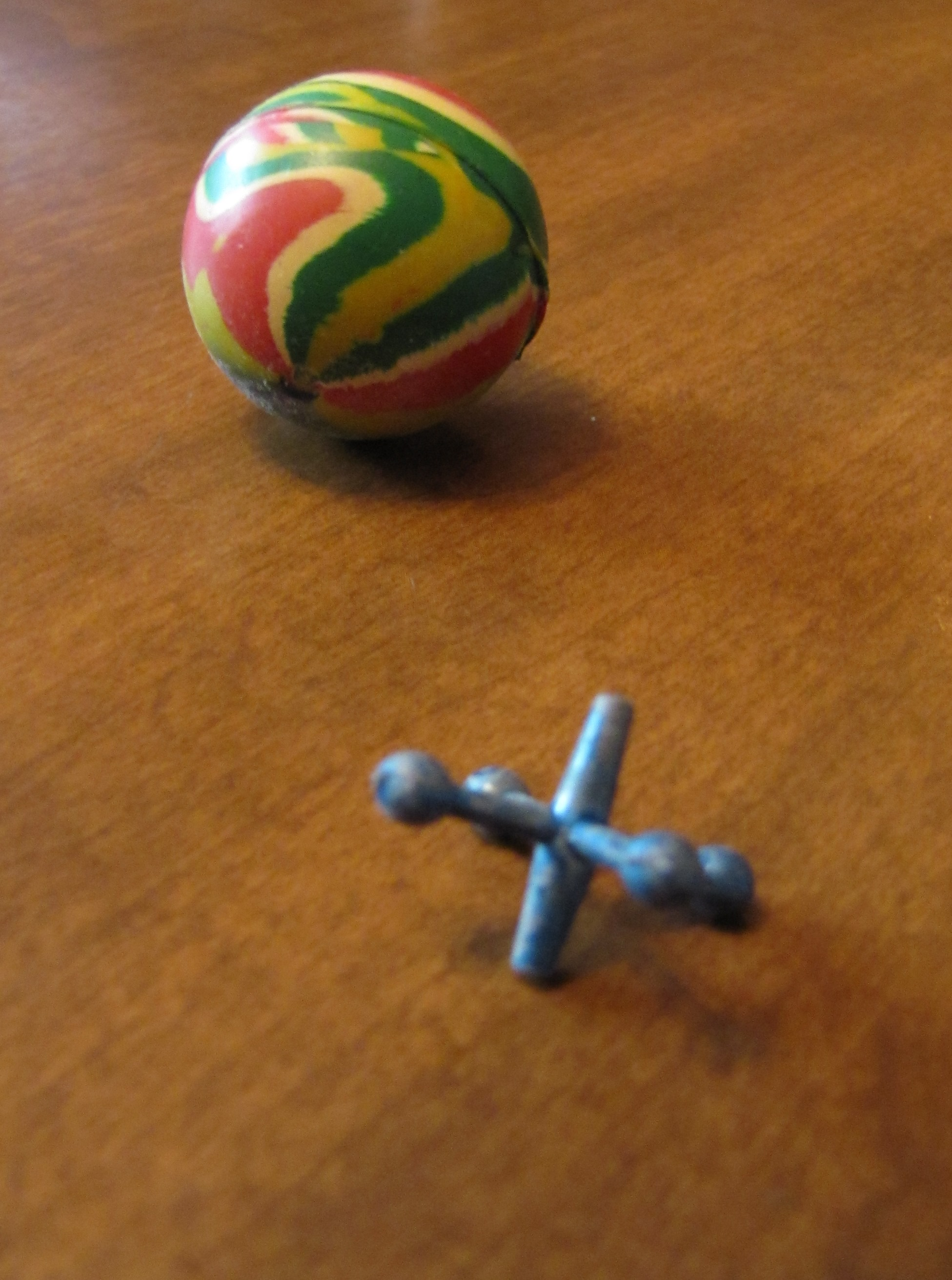 ball and jack